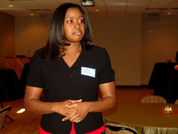 NSBE Mock Hospitality Suite